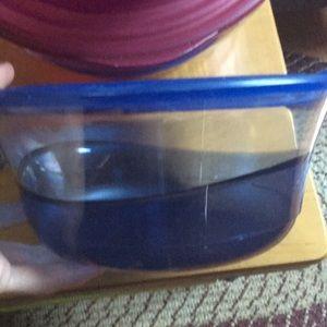 Tupperware Kitchen - TUPPERWARE SHEERLY ELEGANT Bowl Set
